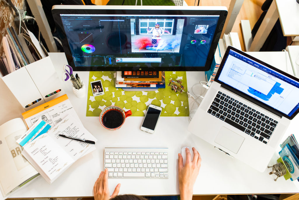 Whats at your desk Wednesday - Life at Flywheel-3563