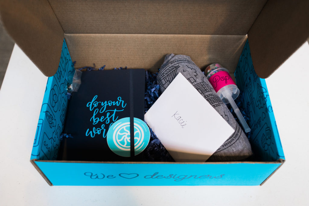 Flywheel onboarding experience welcome gift!